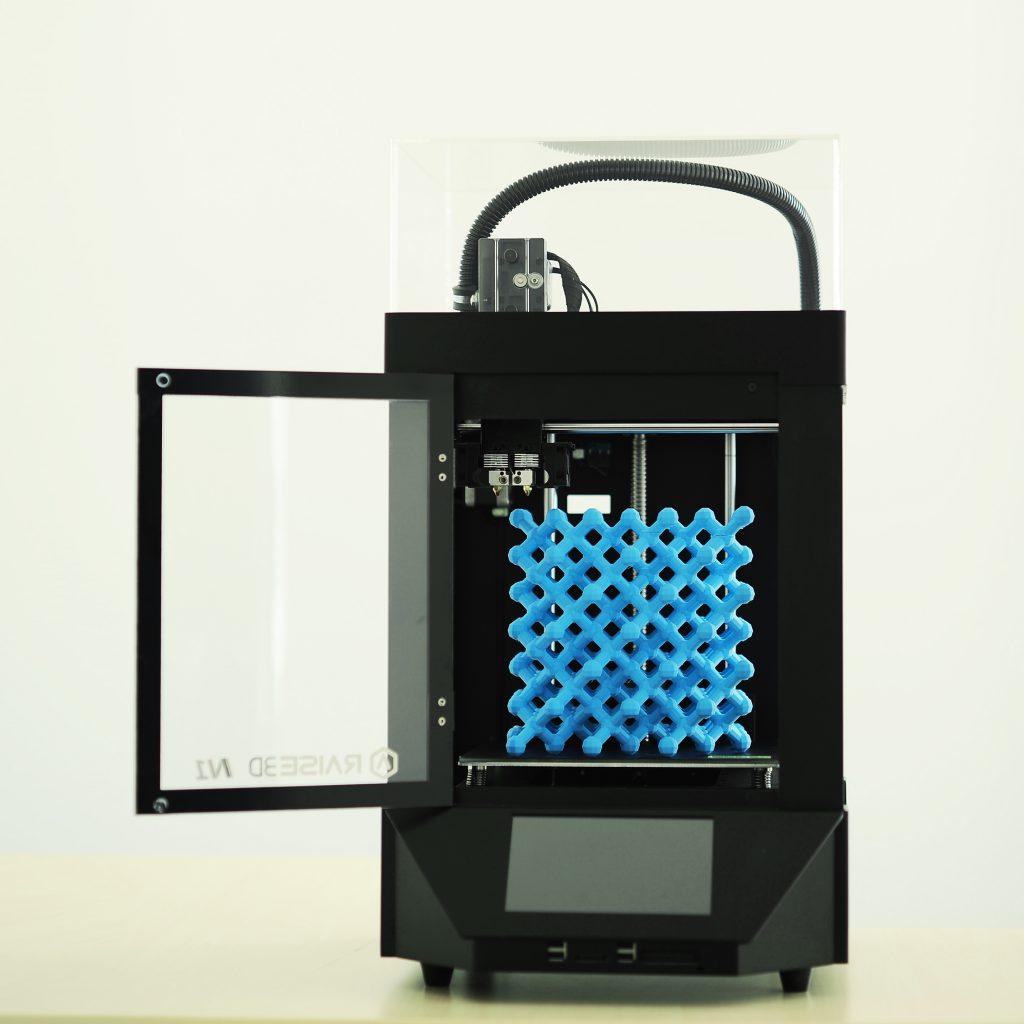 Raise3D社の3Dプリンター(小型)