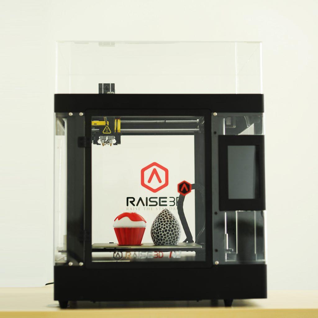 Raise3D社の3Dプリンター(中型)